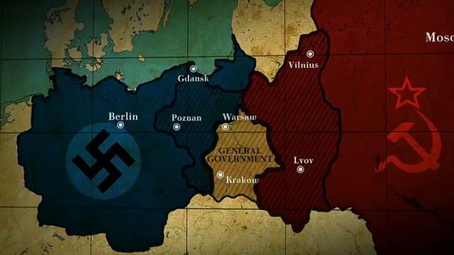 Varšavské povstání -dokument