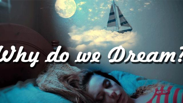 Proč se nám zdají sny -dokument
