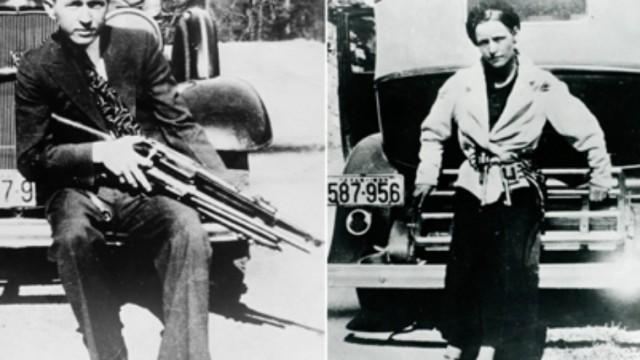 Skuteční Bonnie & Clyde -dokument