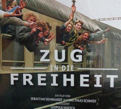 Vlak svobody -dokument
