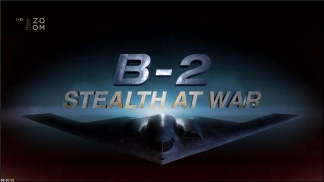 Bombardér B-2 ve válce -dokument