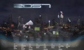 Svět za 50 let – 2057 / část 2: Město -dokument