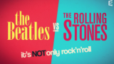Beatles vs Stones -dokument