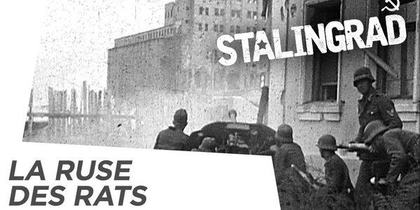 Stalingrad / část 2: Za Volhou není země -dokument