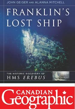 Franklinovy ztracené lodě / část 1 -dokument