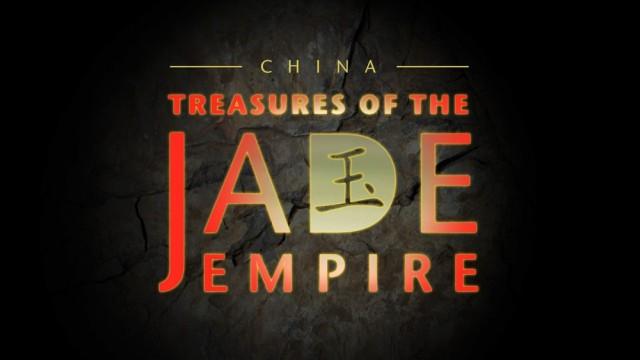 Čína – poklady říše nefritu -dokument