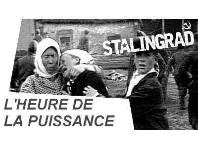 Stalingrad / část 3: Ve znamení Uranu -dokument