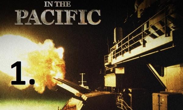 Válka v Pacifiku / část 1 -dokument