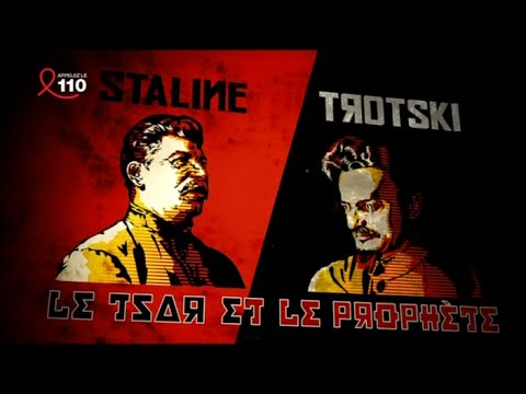 Stalin versus Trockij, soudruzi na život a na smrt -dokument