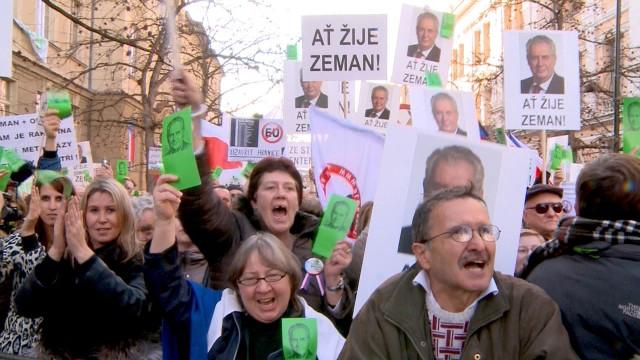 Český žurnál: Český Alláh -dokument