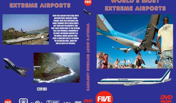 Nejnebezpecnejsi letiste sveta / 1. část -dokument