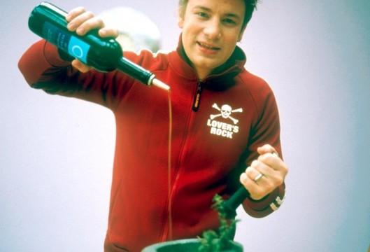 Jamie Oliver – Roztančená kuchyně: Anglican a Ir -dokument