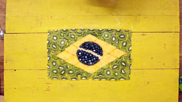 Jamie Oliver – Roztančená kuchyně: Brazílsky karneval -dokument
