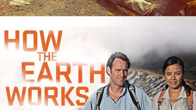 Jak funguje Země / část 7: Jak Skalnaté hory sestrojily atomovou bombu -dokument