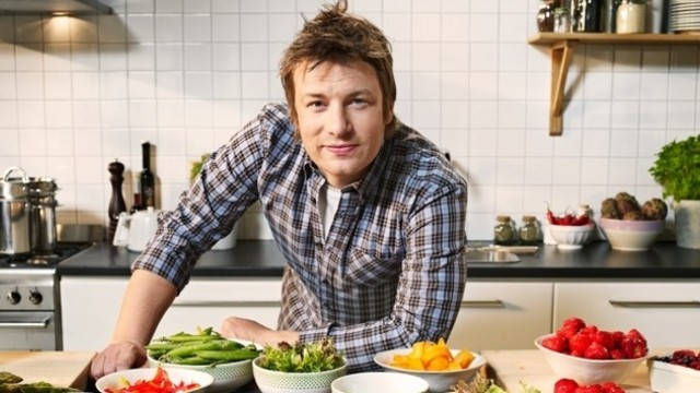 Jamie Oliver – Roztančená kuchyně: Grilovani po Anglicku -dokument