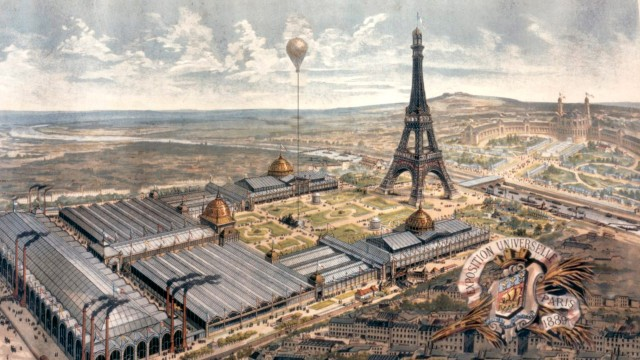 Příběh Eiffelovky -dokument