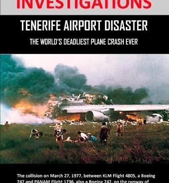 Letecké katastrofy: Srážka na Tenerife -dokument