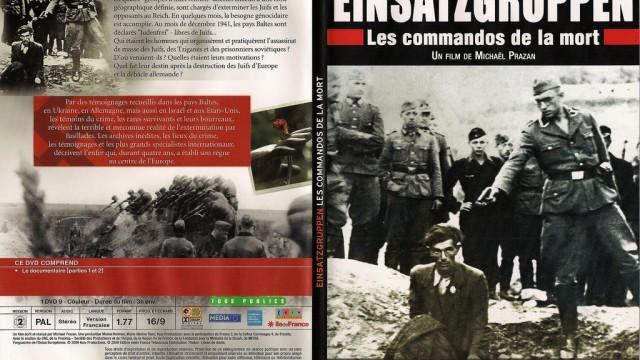 Nacistická smrtící komanda / část 2 -dokument
