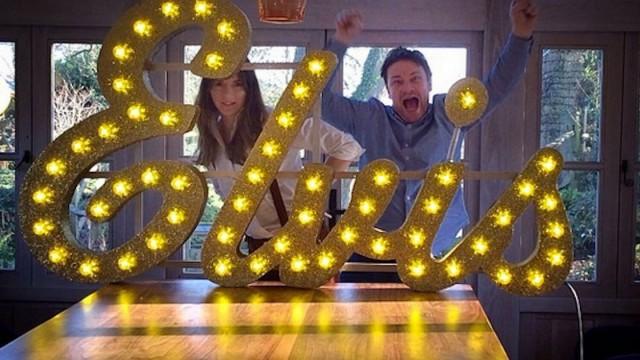 Jamie Oliver – Roztančená kuchyně: Jamie a Elvis -dokument