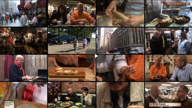 Bizarní jídla s Andrewem Zimmernem: New York -dokument