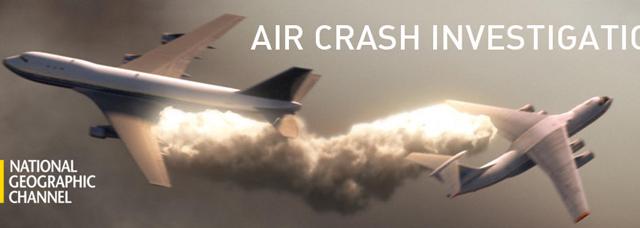 Letecké katastrofy: Smrtící ticho -dokument