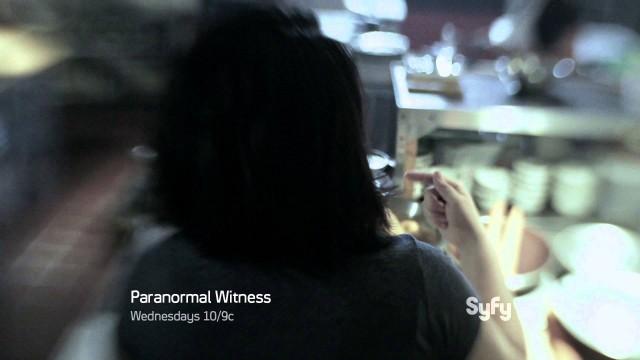 Svědci paranormálních jevů – Strašidelná restaurace -dokument