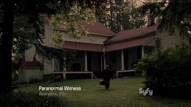 Svědci paranormálních jevů – Exorcista -dokument