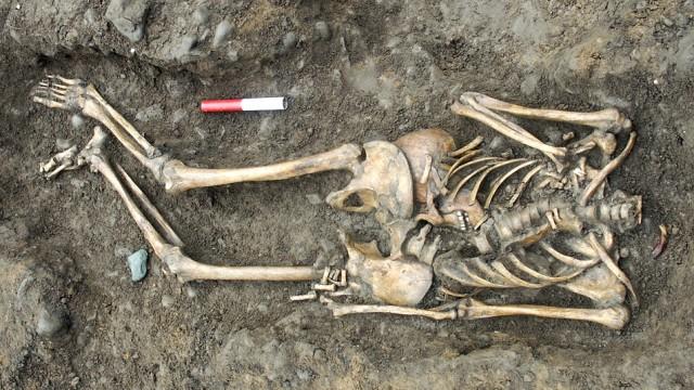 Záhada bezhlavých Římanů-dokument