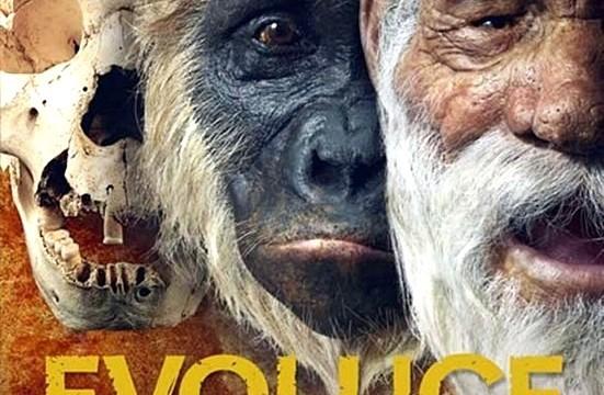 Evoluce: Příběh člověka / část 1 -dokument