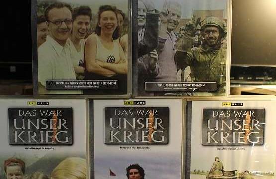 Neznámá válka / část 3 -dokument
