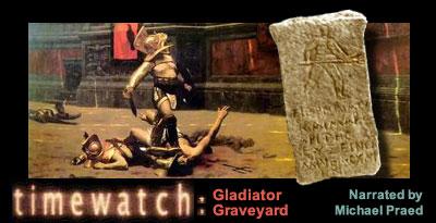 Hřbitov Gladiátorů -dokument