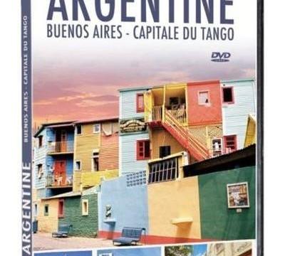Buenos Aires v rytmu tanga -dokument