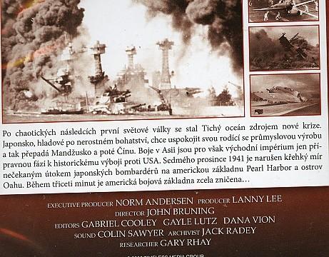 Pearl Harbor: Válka v Pacifiku / část 7 -dokument