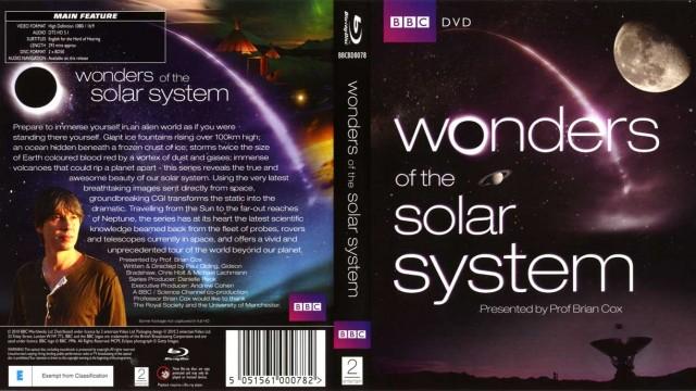 Zázraky sluneční soustavy / část 4 -dokument