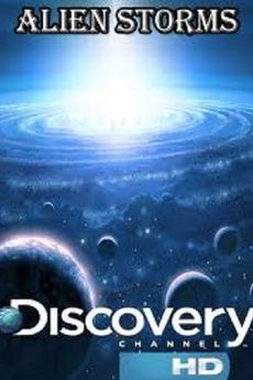 Vesmírné bouře -dokument