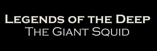Legendy hlubin – Krakatice obrovská -dokument