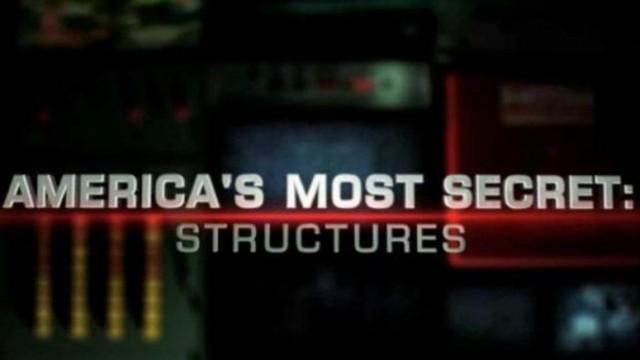 Nejtajnější stavby Ameriky -dokument