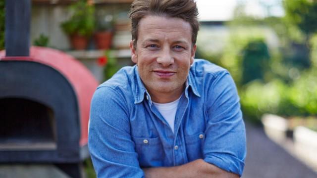 Jamie Oliver – Roztančená kuchyně: Bylinkova dama -dokument