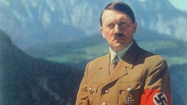 Evoluce zla: Hitler  Etalon teroru -dokument