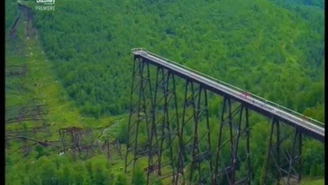 Opuštěné stavební projekty / část 3: Lost Bridges –dokument