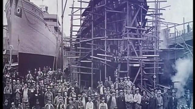 Opuštěné stavební projekty / část 4: Ghost Ships –dokument