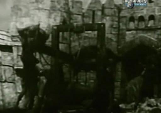 Bořiči mýtu: Lidský katapult -dokument