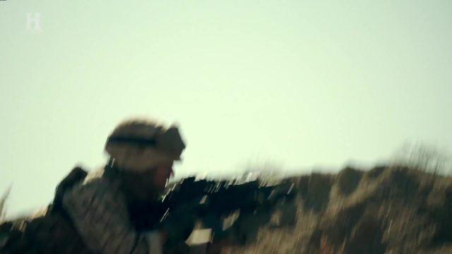 Válečníci: Léčka 7. dubna -dokument