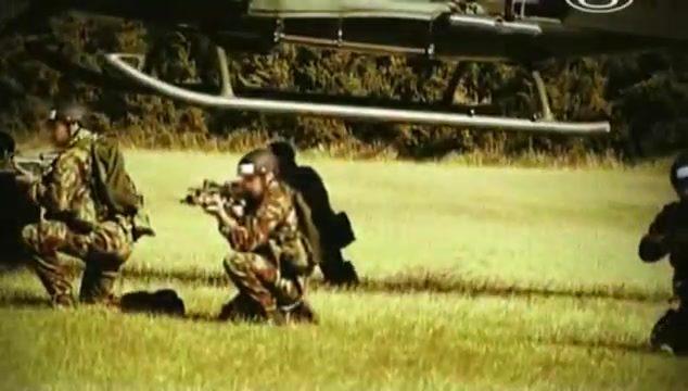 NZSAS: Speciální jednotky Nového Zélandu / část 2 –dokument