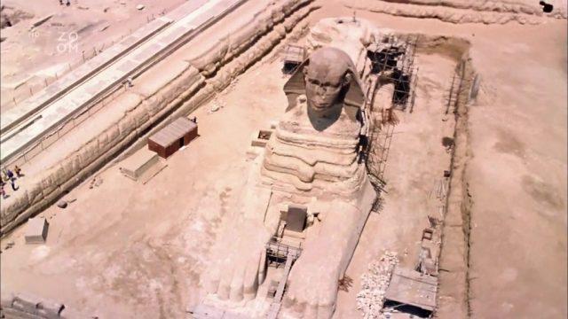Vetřelci dávnověku: Tajemství Sfingy -dokument