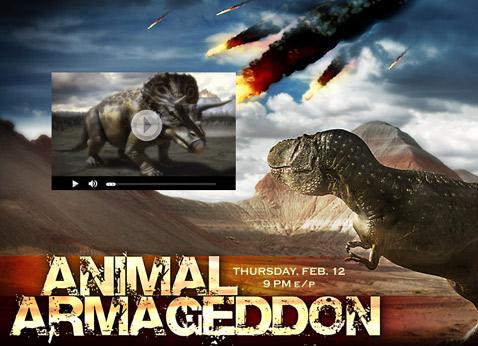 Armagedon zvířecí říše – díl 5 – Soudný den -dokument