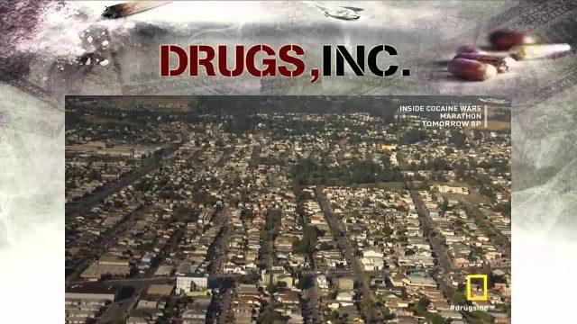 Drogy a. s. / Kokainový Oakland -dokument