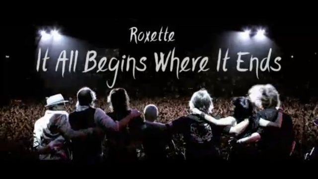 Roxette – všetko sa začína tam, kde to končí -dokument