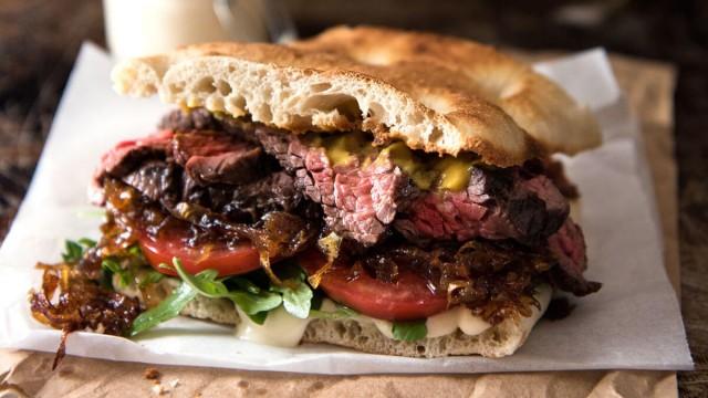 Jamie Dělá minutky: Steakový sendvič -dokument