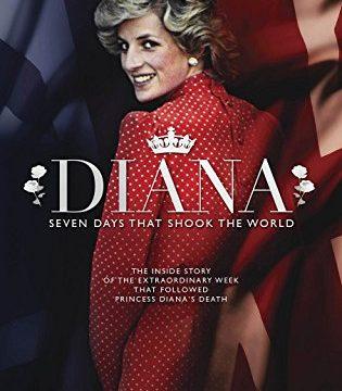 Diana – sedm dnů, které šokovaly celý svět -dokument
